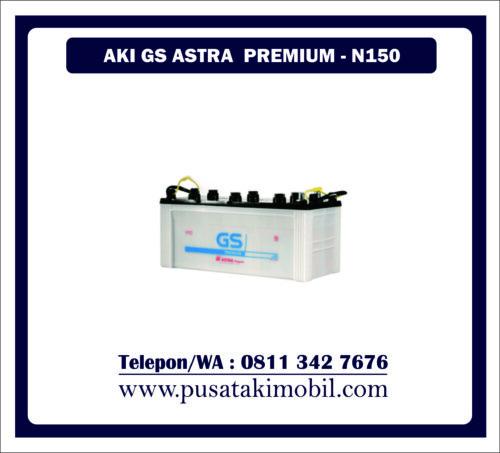 AKI GS ASTRA PREMIUM N150