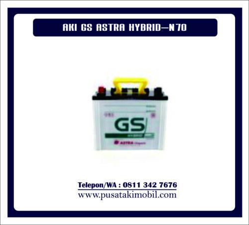 AKI GS ASTRA HYBRID N70