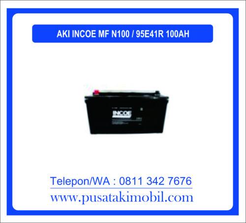 AKI INCOE MF N100 / 95E41R (100 Ah)