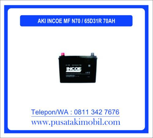 AKI INCOE MF N70 / 65D31R (70 AH)