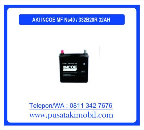 AKI INCOE MF NS40 / 332B20R (32 AH)