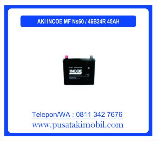AKI INCOE MF NS60 / 46B24R (45 AH)