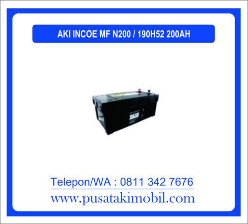 AKI INCOE MF N200 / 190H52 (200 AH)