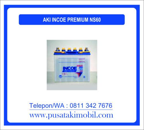 AKI GS ASTRA PREMIUM NS60