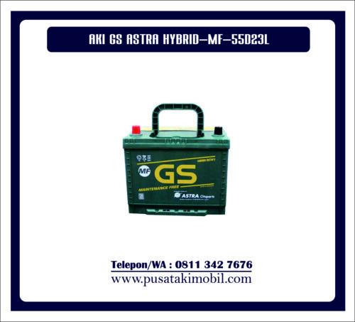 AKI GS ASTRA MF 55D23L
