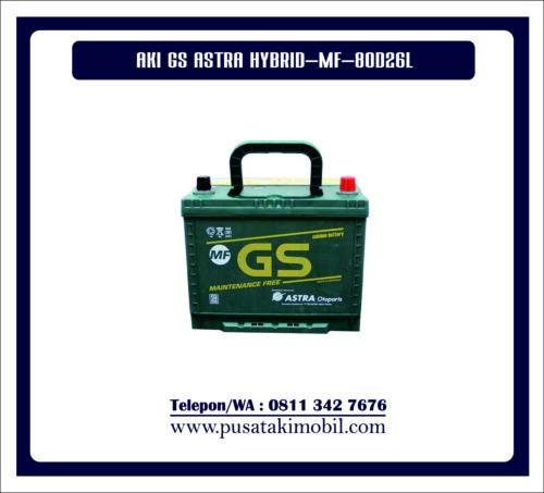 AKI GS ASTRA MF 80D26L