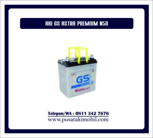 AKI GS ASTRA PREMIUM N50