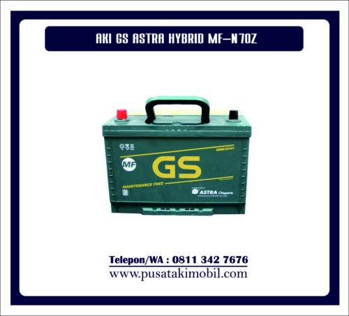 AKI GS ASTRA MF N70Z
